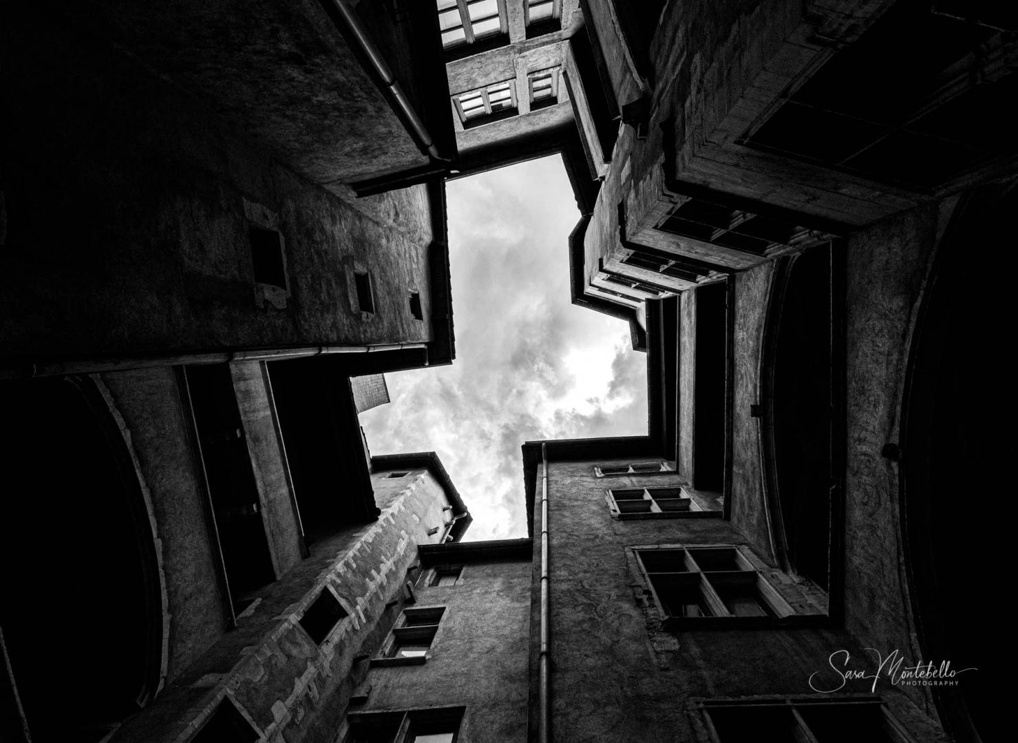 Arquitetura/Levant les yeux