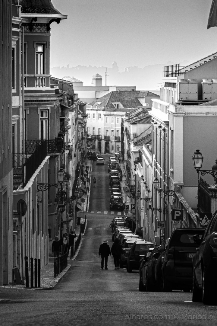 Paisagem Urbana/minha Lisboa