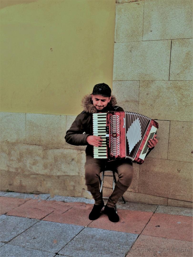 Gentes e Locais/Artista de Rua