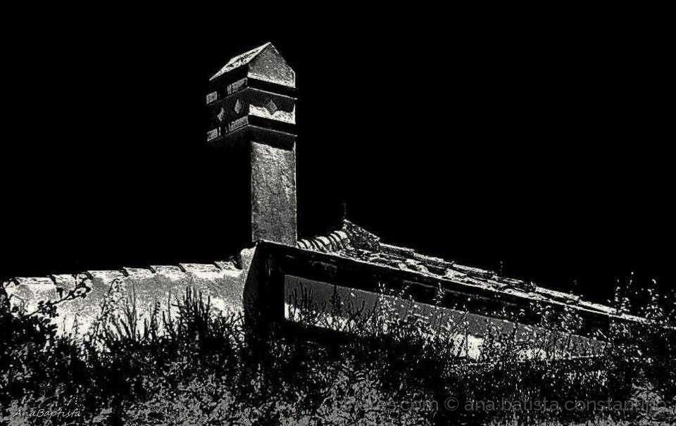 Arquitetura/Chaminé algarvia