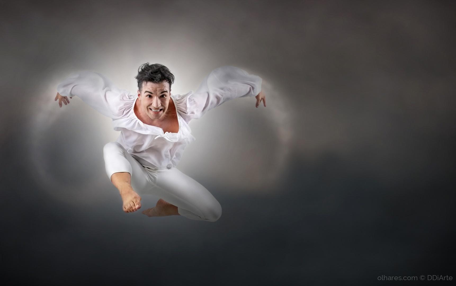 Espetáculos/O voo do bailarino