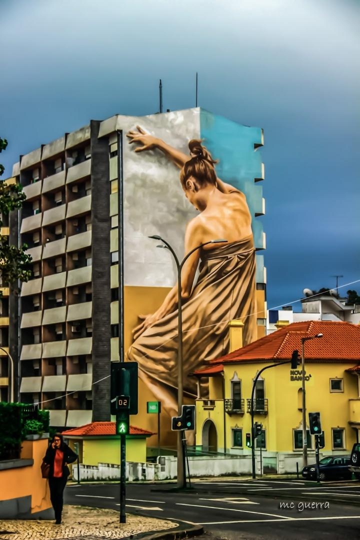 Paisagem Urbana/Arte Urbana,