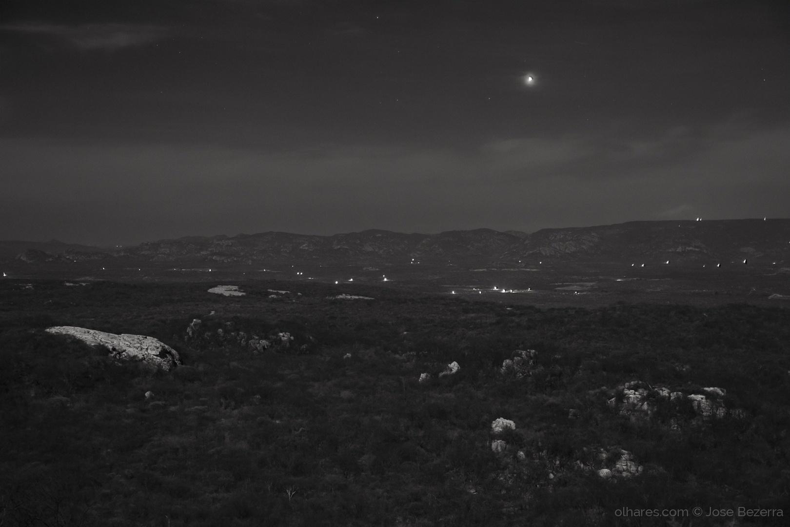 Fotojornalismo/Contemplação noturna...