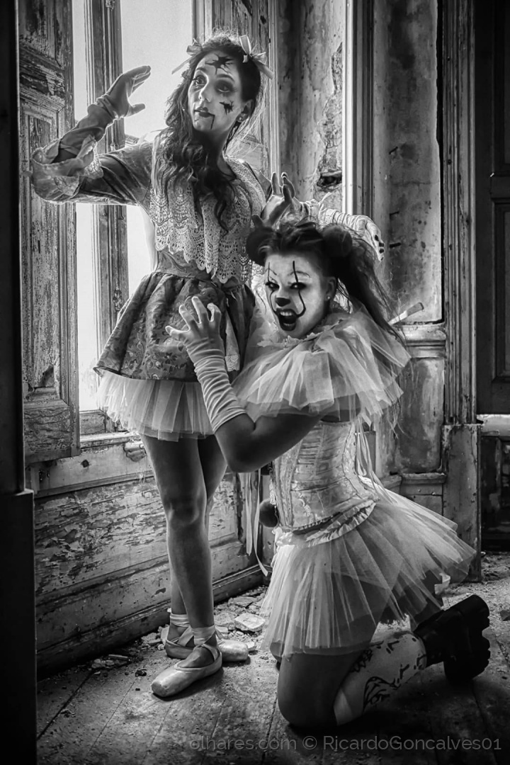 Retratos/Scream