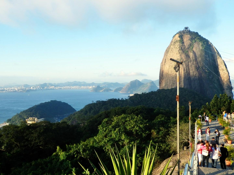 Gentes e Locais/Welcome to Morro da Urca