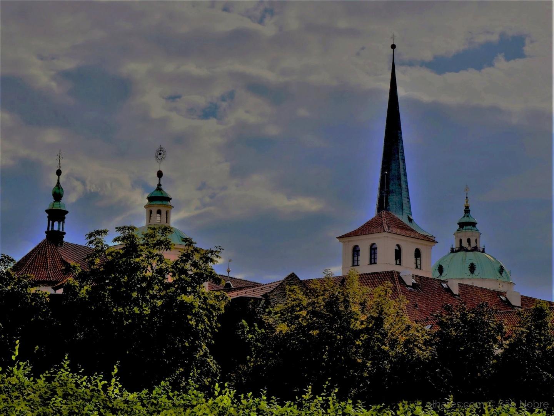Arquitetura/Torres de Praga