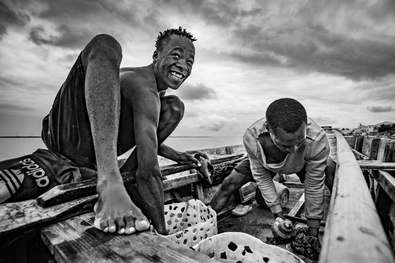 Gentes e Locais/O pescador de búzios II