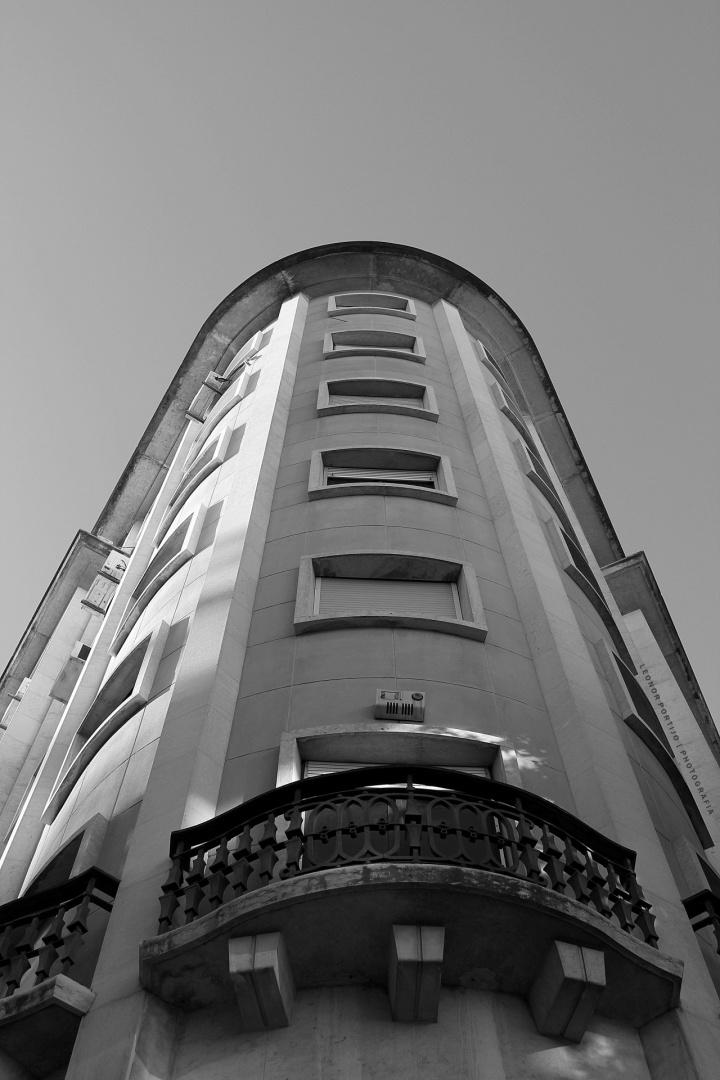 Arquitetura/Pontaria ao Céu