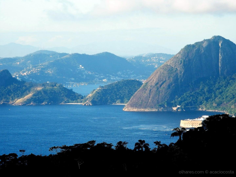 Paisagem Natural/Morros do Rio de Janeiro
