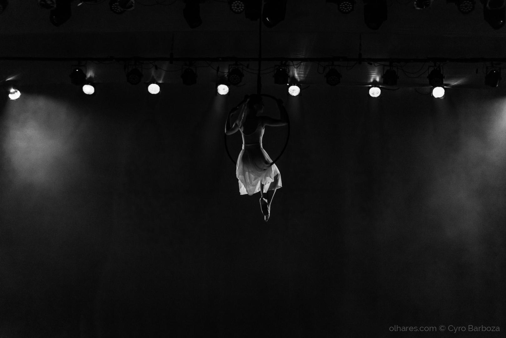 Espetáculos/Ballet nas Alturas