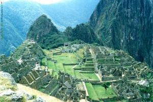 História/Cidade de Macchu Picchu - Peru - Foto 1