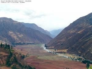 Paisagem Natural/Vale Sagrado - Peru