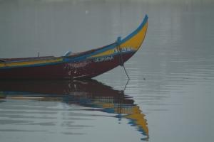 Paisagem Natural/Barco na Ria
