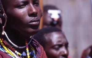 /Guerreiro Masai