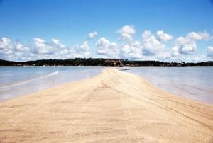 Paisagem Natural/Lingua de Areia