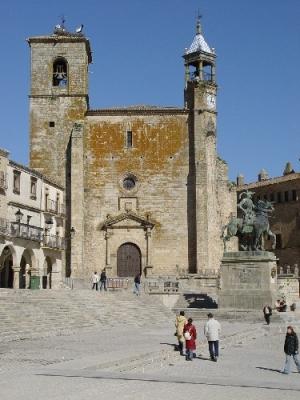 /Trujillo - Igreja matriz