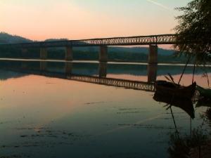 Paisagem Natural/Ponte da Chamusca