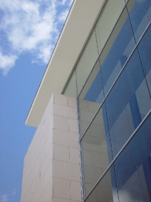 /Architecture-Glass and Stone
