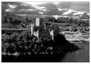 /O castelo da lenda...