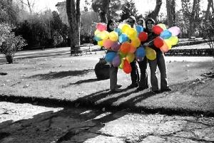 /Balões para todos...