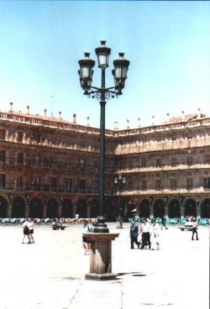 /Plaza Mayor - Salamanca