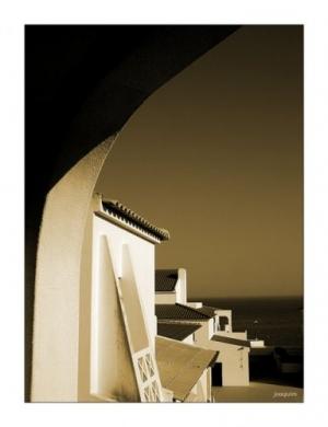 Paisagem Urbana/Linhas de mar...2