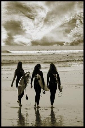 Desporto e Ação/SURF A TRÊS
