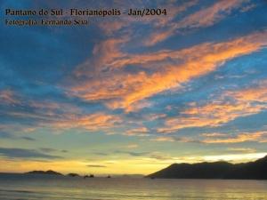 /Por do Sol em Florianopolis - 2