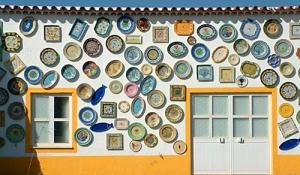 Abstrato/Casa dos Pratos