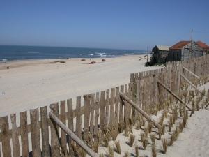 Paisagem Natural/Praia de Mira