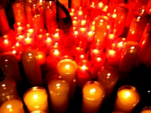 Arte Digital/Red Candles