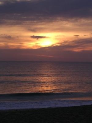 Paisagem Natural/Warm Sunset