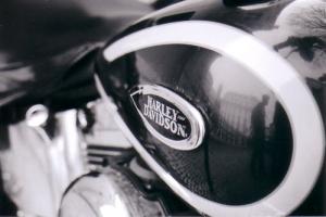 /O mundo através de uma Harley Davidson