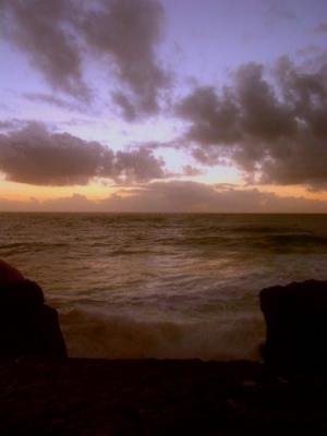 /Fim de dia na Ericeira - Portugal - 2004