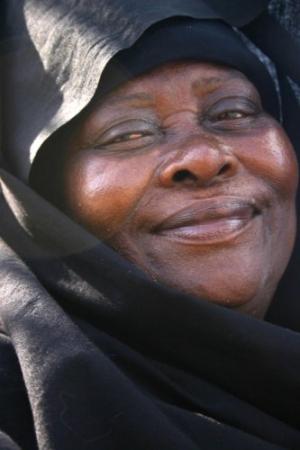 Gentes e Locais/O sorriso da Viúva da Ilha de Luanda...