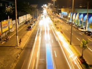 /Luzes na Avenida