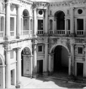 /Convento de Cristo - Tomar.