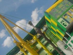 Paisagem Urbana/Estádio do Sporting