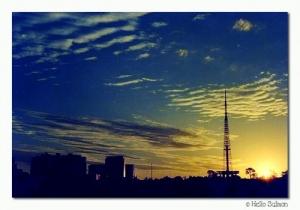Outros/Por do Sol em Brasília