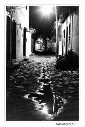 /Paraty at Night - I