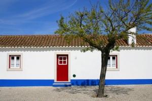 /Casa colorida
