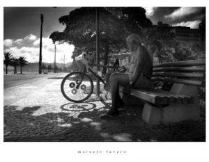 """Gentes e Locais/""""Tio"""" da Bicicleta"""