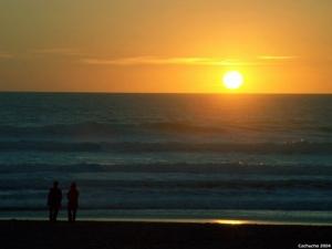 /O sol vai. O amor fica!