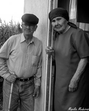 Retratos/Avós...