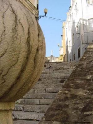 Paisagem Urbana/Capela de Santo Amaro
