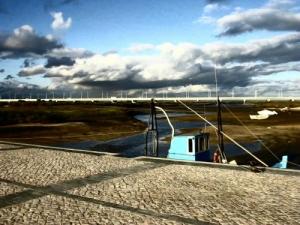 /Praia Fluvial do Samouco