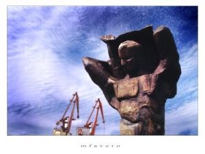 Paisagem Urbana/O Gigante do Cais