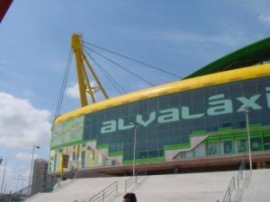 Paisagem Urbana/Estádio Alvalade XXI