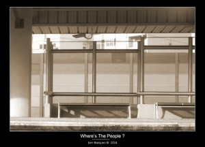 /where's the people ?...