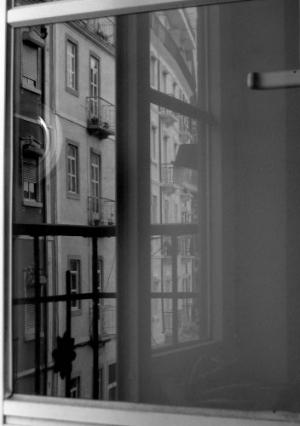 /reflexo de um meio urbano...